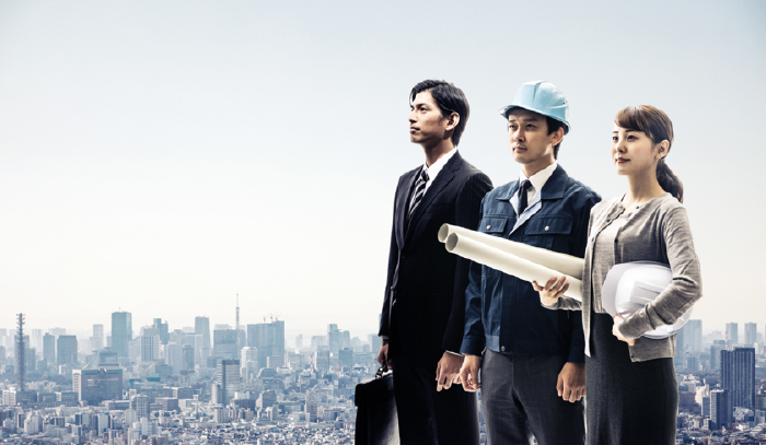建設業界イメージ