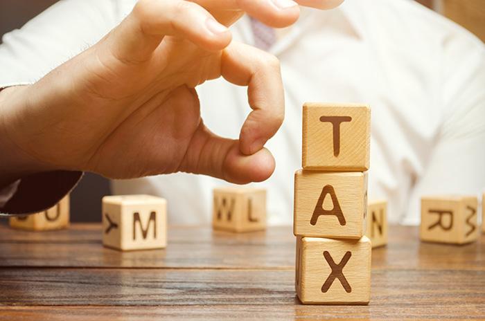 事業売却でかかる税金について