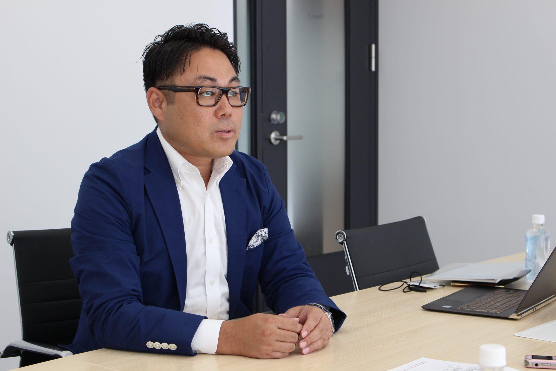 三宅宏通さんのインタビューシーン5