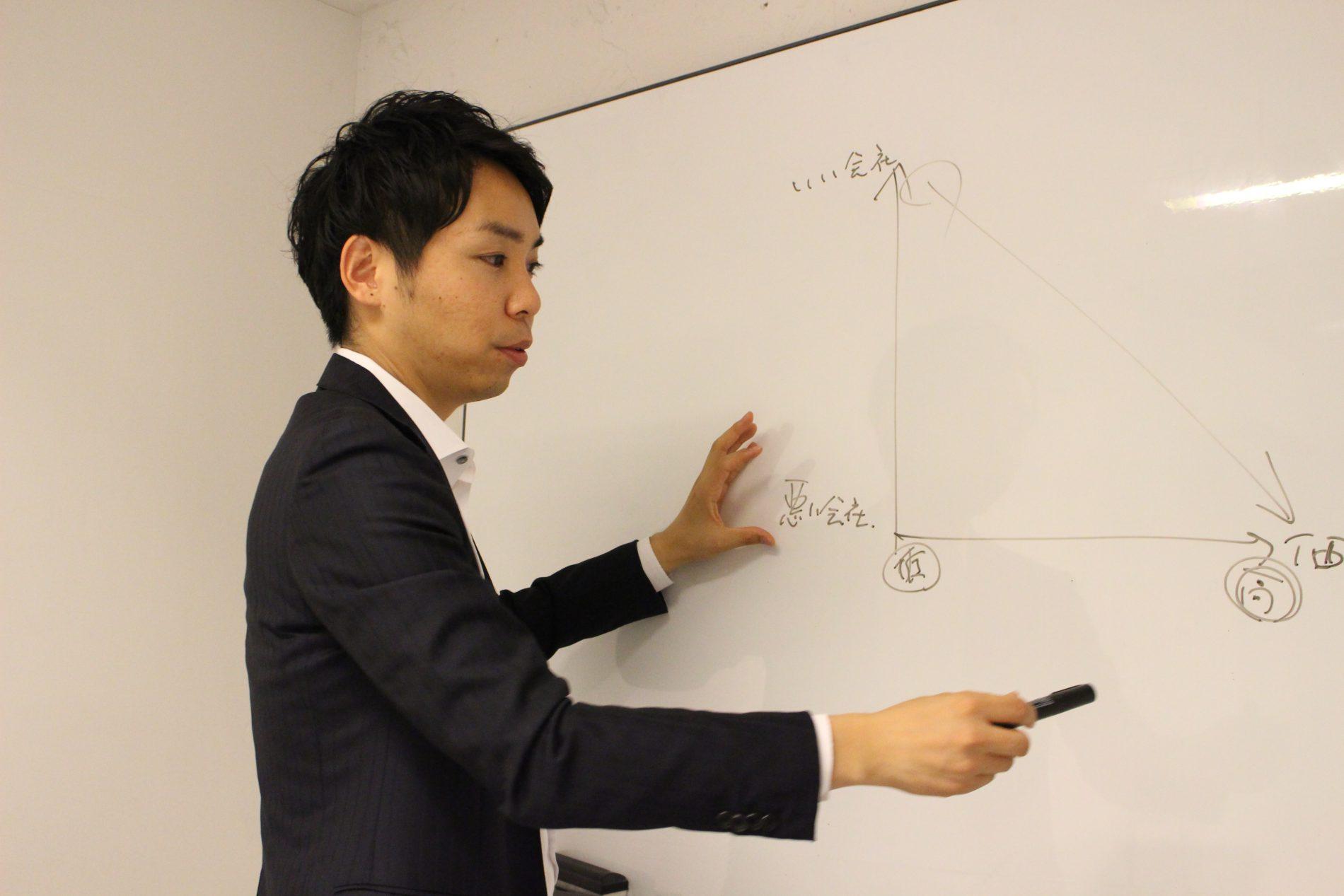 土井一真さんのインタビュー写真4