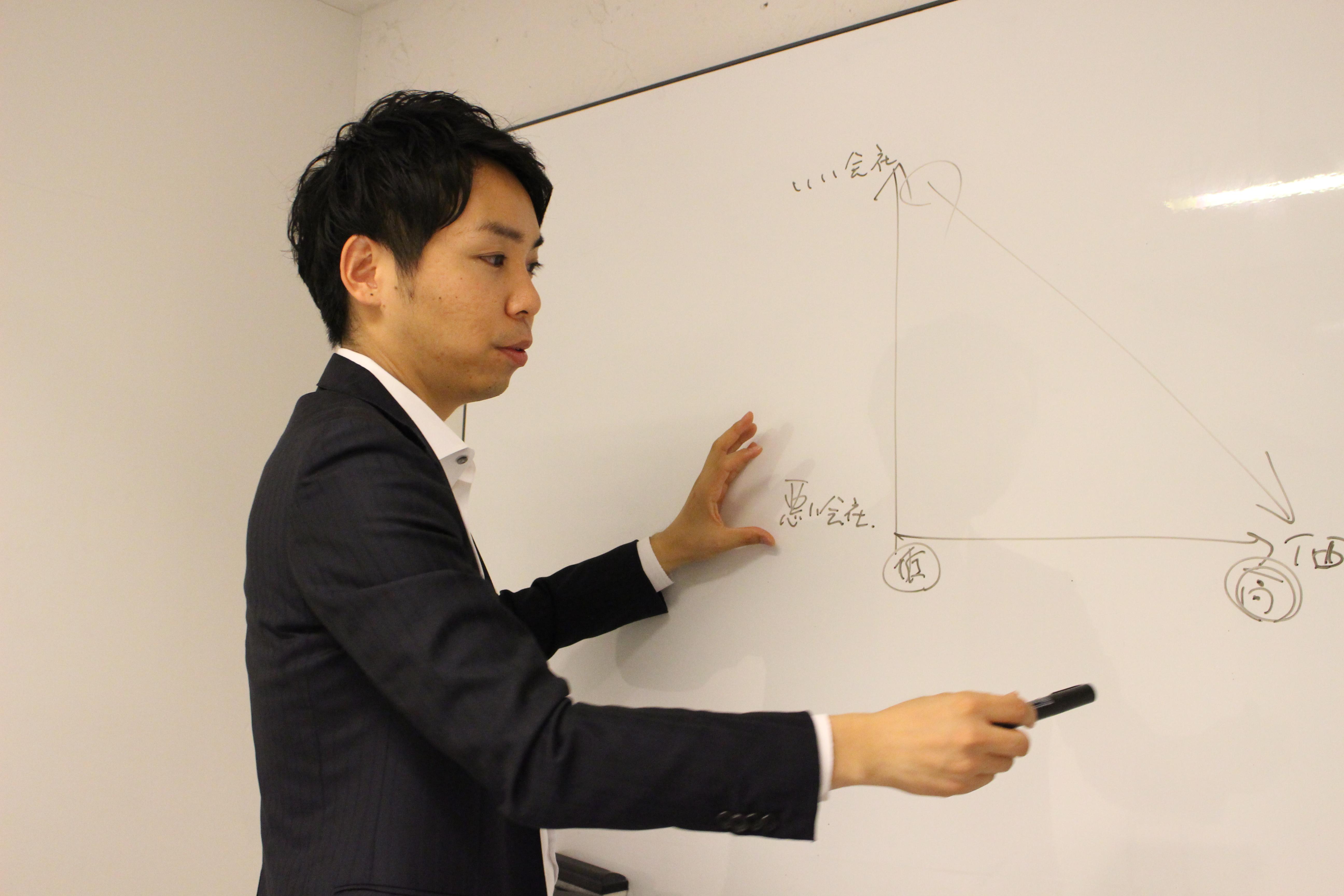 土井一真さんのインタビュー写真3