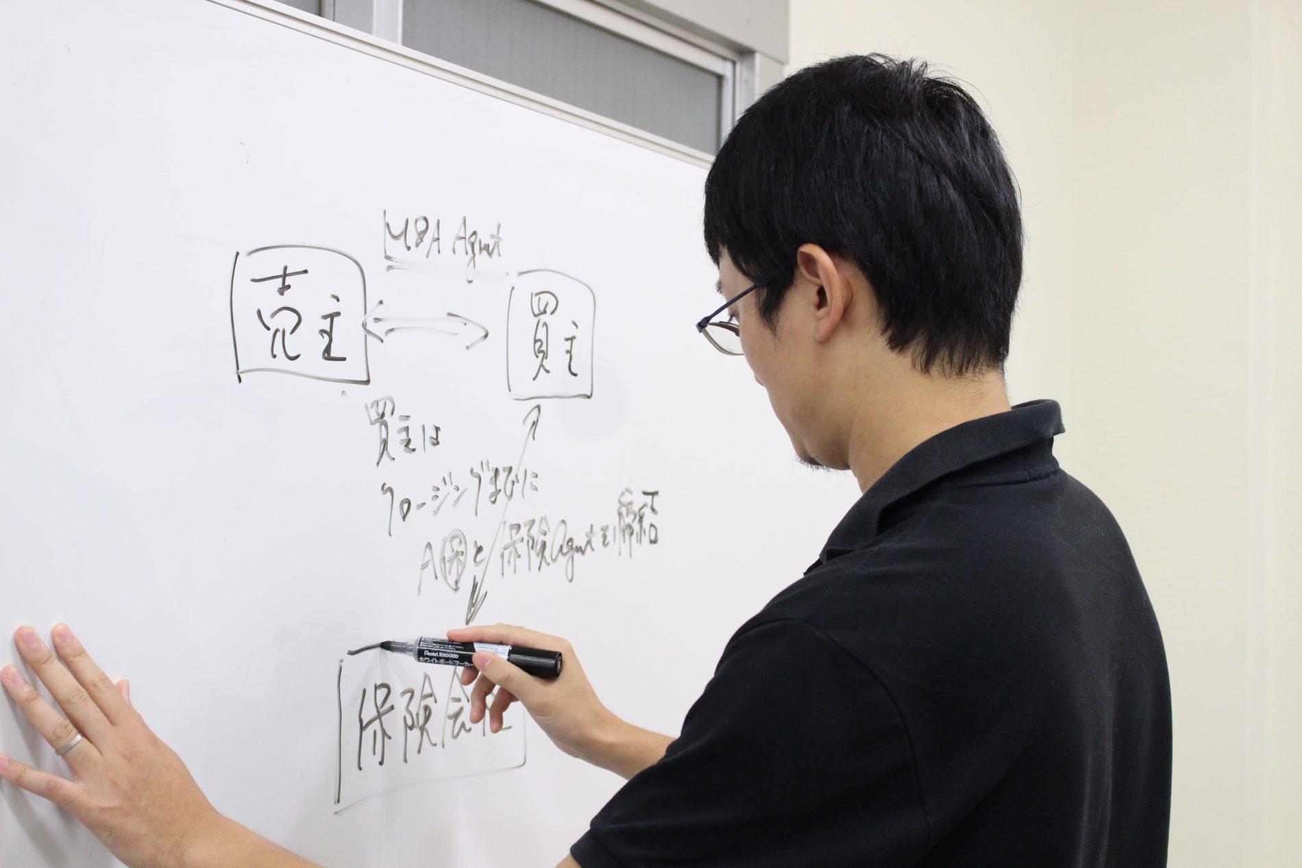 村永 俊暁さんのインタビューシーン3