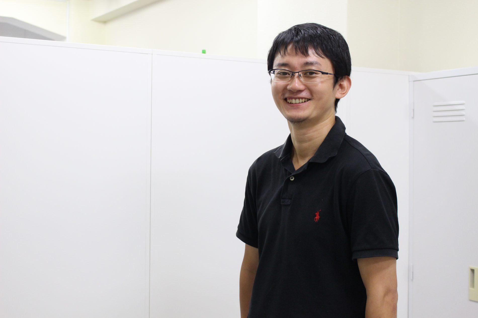 村永 俊暁さんのインタビューシーン1