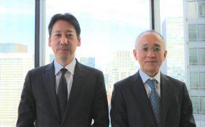 二戸弘幸と中村悠太のプロフィール写真