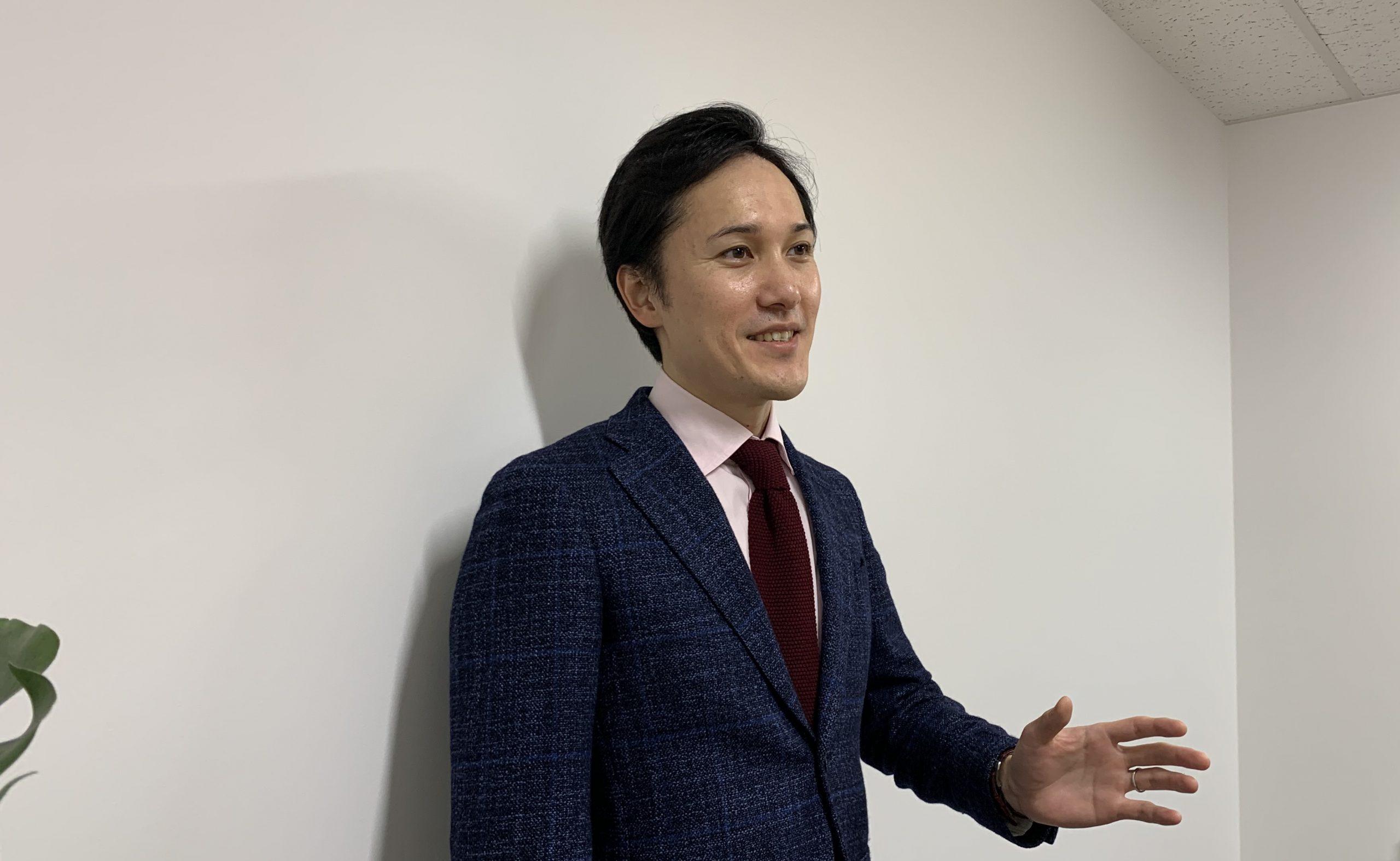 解説をする氏家 洋輔さん