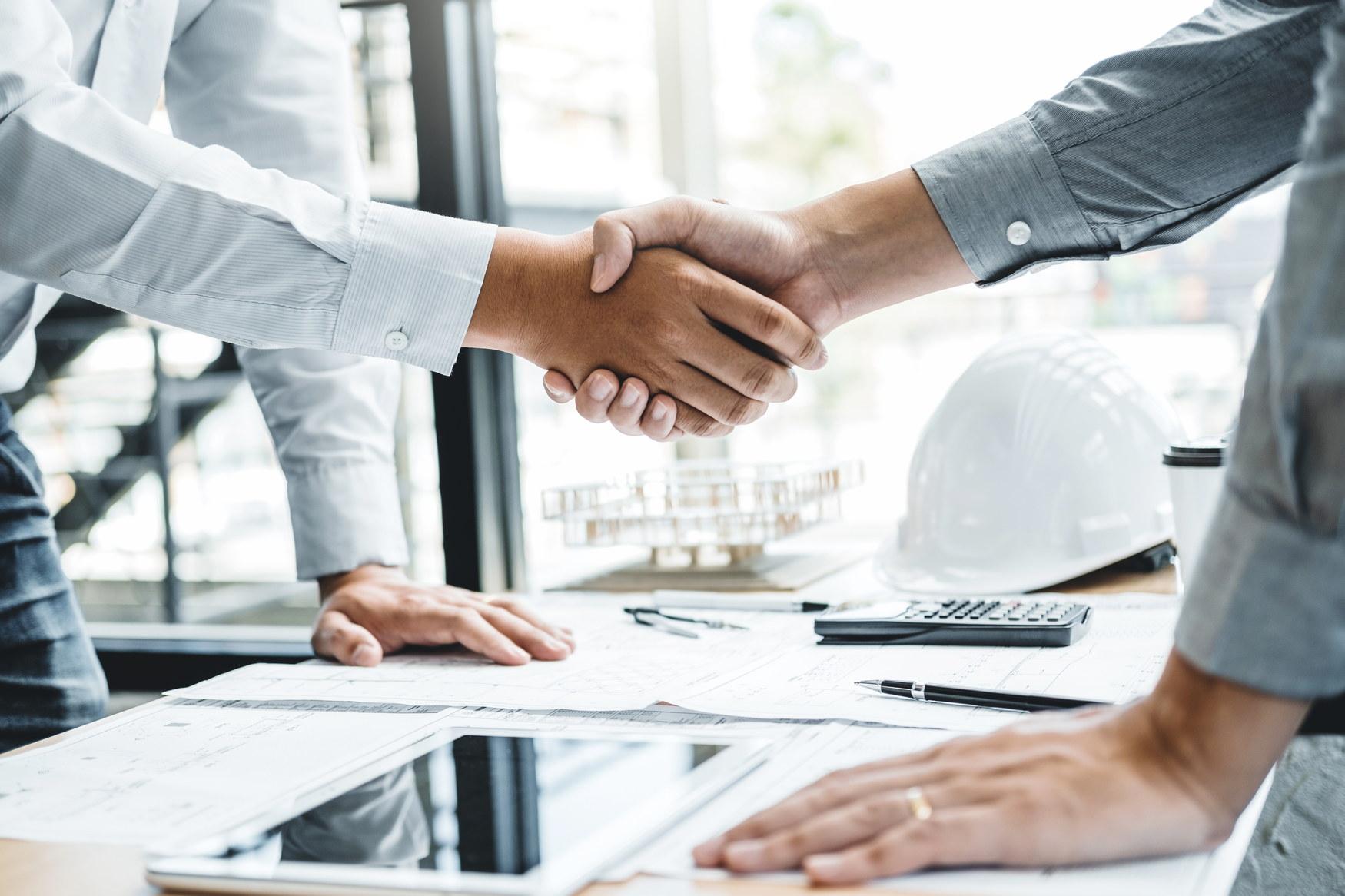 契約合意のイメージ