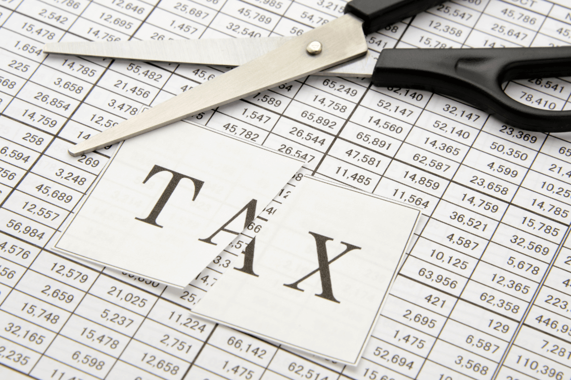 持株会社設立で発生する税金