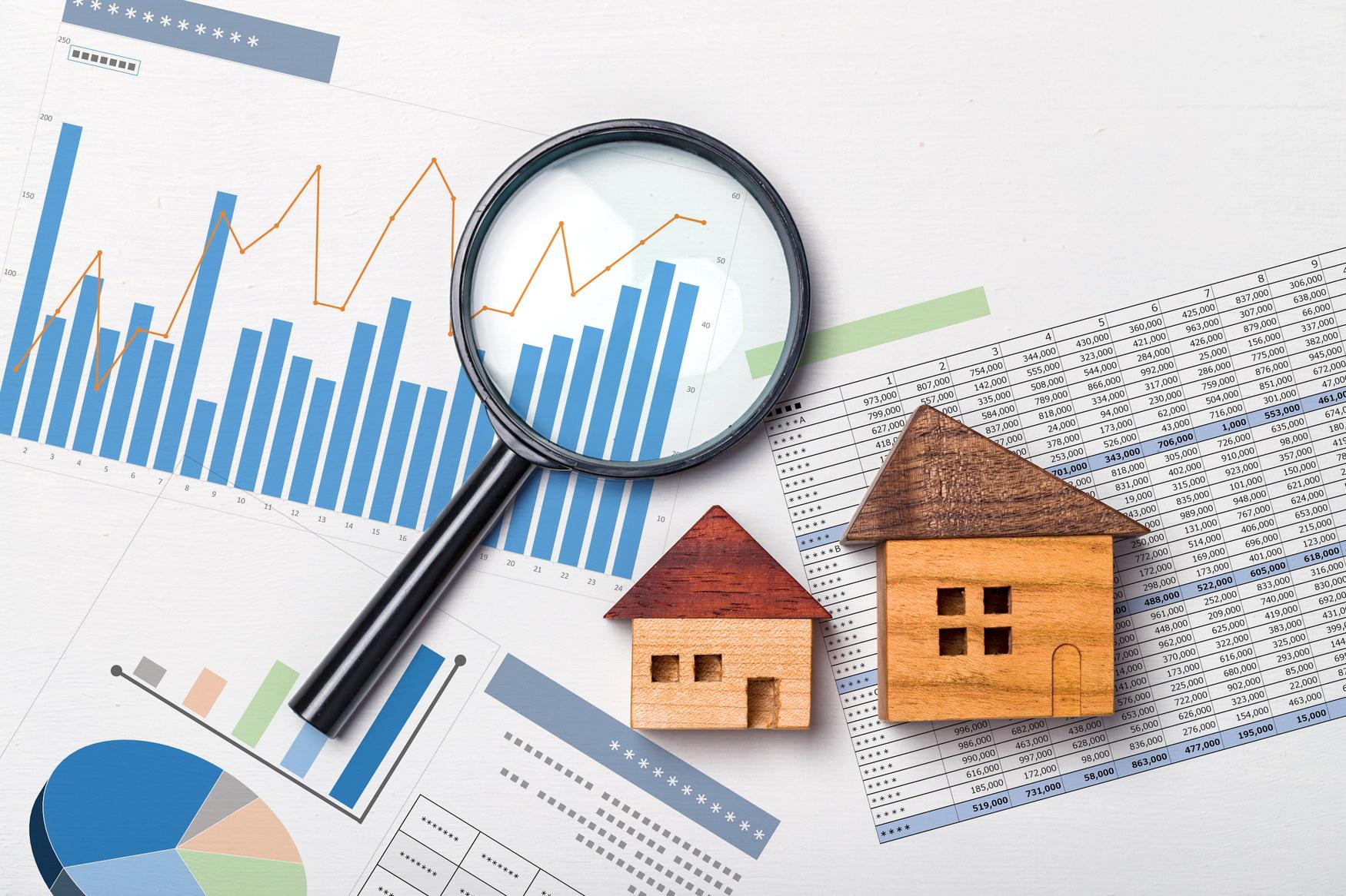 住宅業界の景況感イメージ