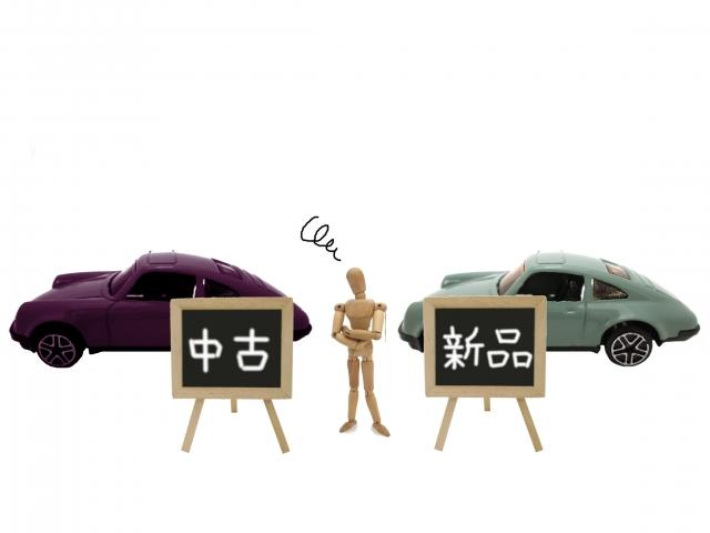 自動車販売業界のイメージ